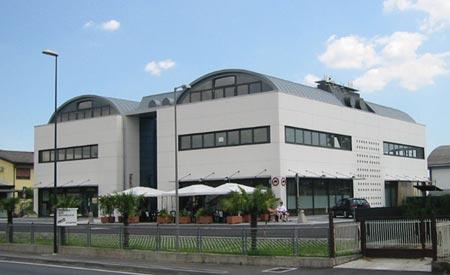 Bassan prefabbricati capannoni prefabbricati industriali for Piano di progettazione di edifici commerciali